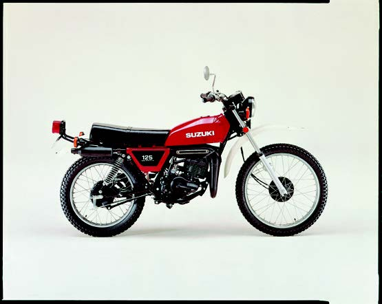 Images : スズキ ハスラーTS125 1977年 5月
