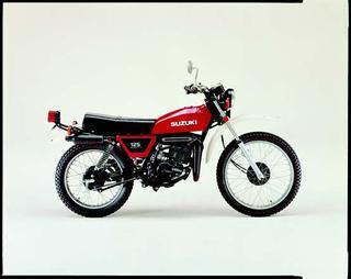 スズキ ハスラーTS125 1977年 5月