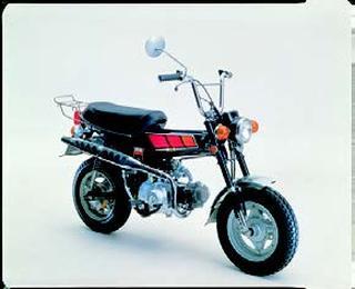 ホンダ ダックスホンダST50 1978 年 4月