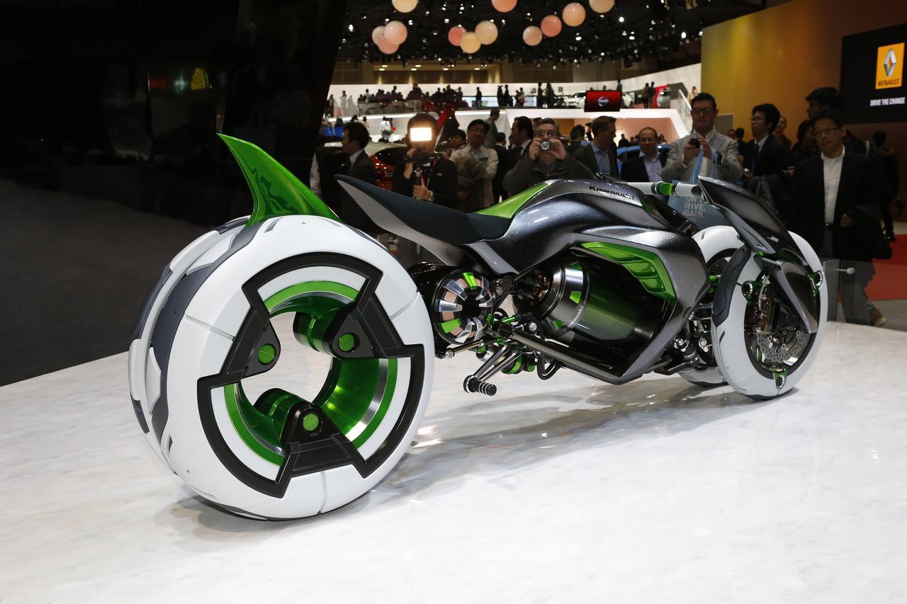 Images : 3番目の画像 - カワサキ「J」の写真をもっと見る! - webオートバイ