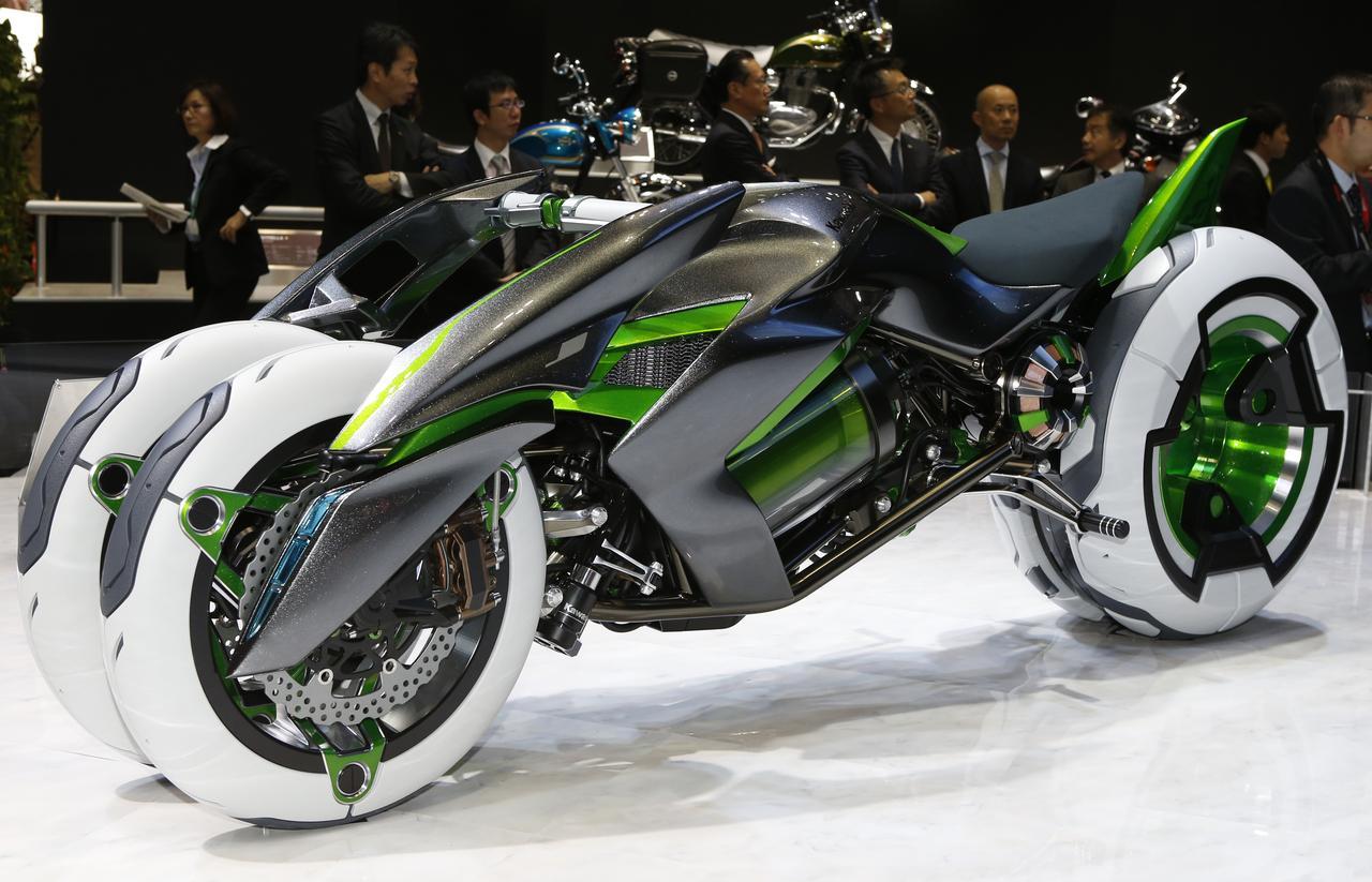 Images : 10番目の画像 - カワサキ「J」の写真をもっと見る! - webオートバイ