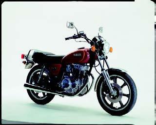 ヤマハ GX250SP 1978 年 6月