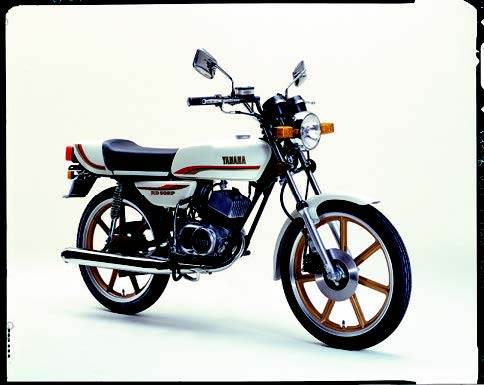 Images : ヤマハ RD50SP 1978 年 6月