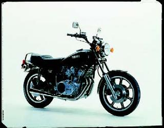 ヤマハ XS750スペシャル 1978 年 3月