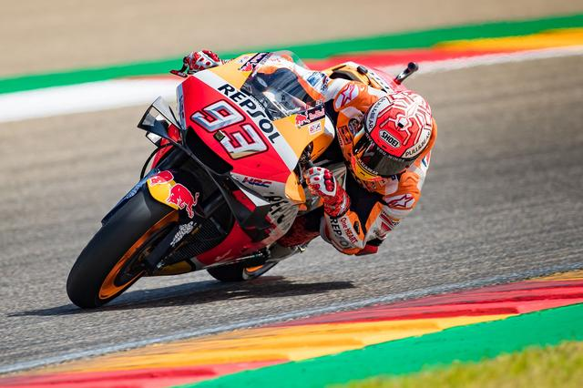 画像2: <MotoGP> 来年はクアルタラロが強敵になるだろうね ~チャンピオン マルク・マルケス インタビュー~
