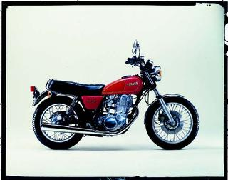 ヤマハ SR500 1978 年 3月