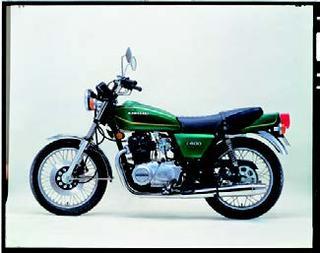 カワサキ Z400 1978 年 3月