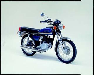 スズキ GP125 1978 年 3月