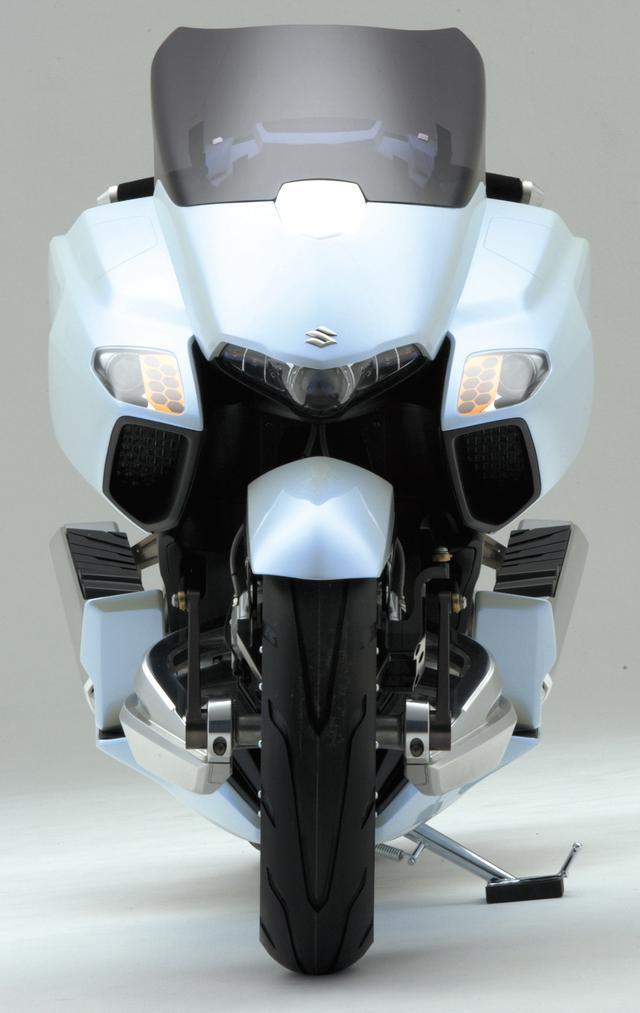 画像: スズキ「Gストライダー」(2003年)~忘れられないコンセプトモデルたち~【東京モーターショー2019直前特別企画 Vol.08】