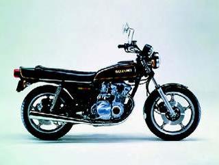 スズキ GS550E 1978 年7月