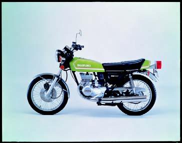 Images : スズキ RG185 1978 年 6月