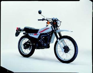 ヤマハ DT125 1978 年12月