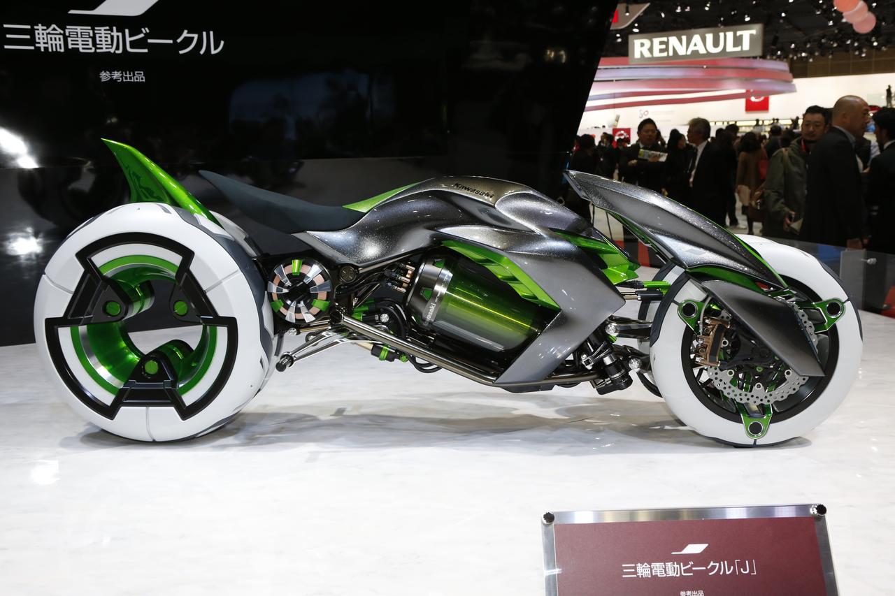Images : 8番目の画像 - カワサキ「J」の写真をもっと見る! - webオートバイ