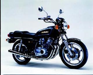スズキ GS750E 1978 年7月