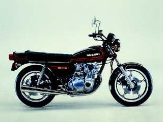 スズキ GS550E-Ⅱ 1978 年10月
