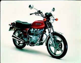 ホンダ ホークCB250T 1978 年 4月