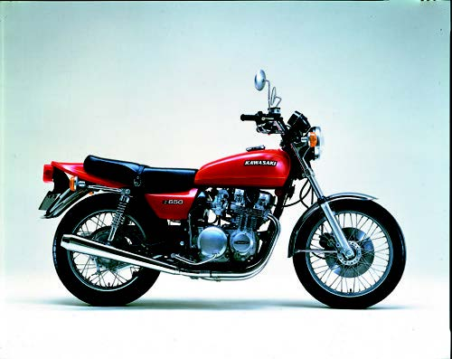 Images : カワサキ Z650フォア 1978 年7月