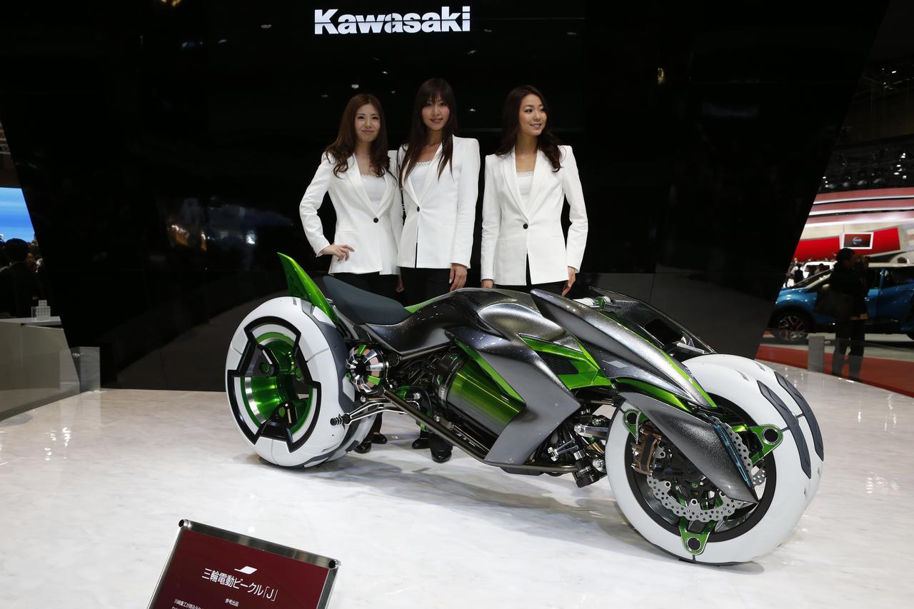 Images : 1番目の画像 - カワサキ「J」の写真をもっと見る! - webオートバイ