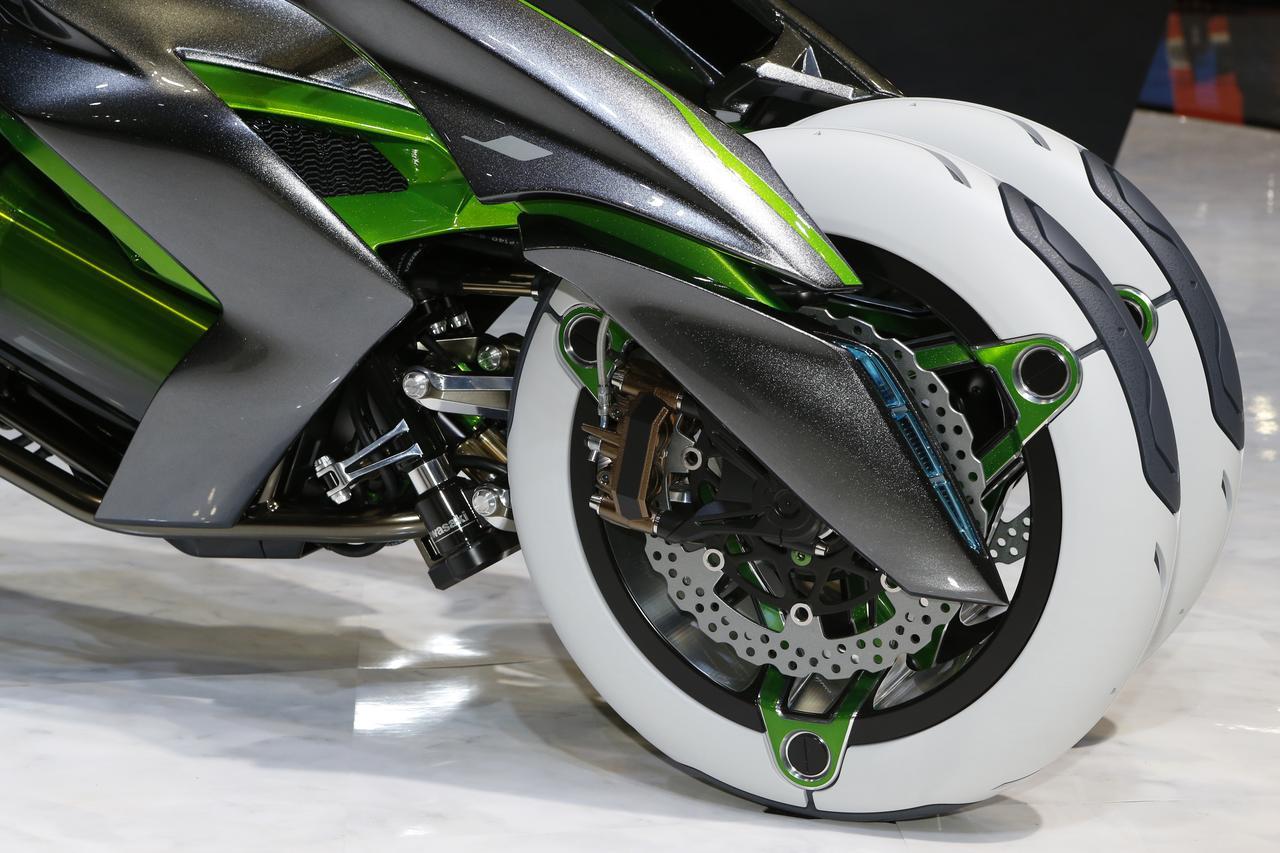 Images : 7番目の画像 - カワサキ「J」の写真をもっと見る! - webオートバイ
