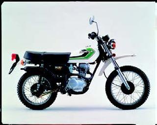 ホンダ XE75-Ⅱ 1978 年 3月