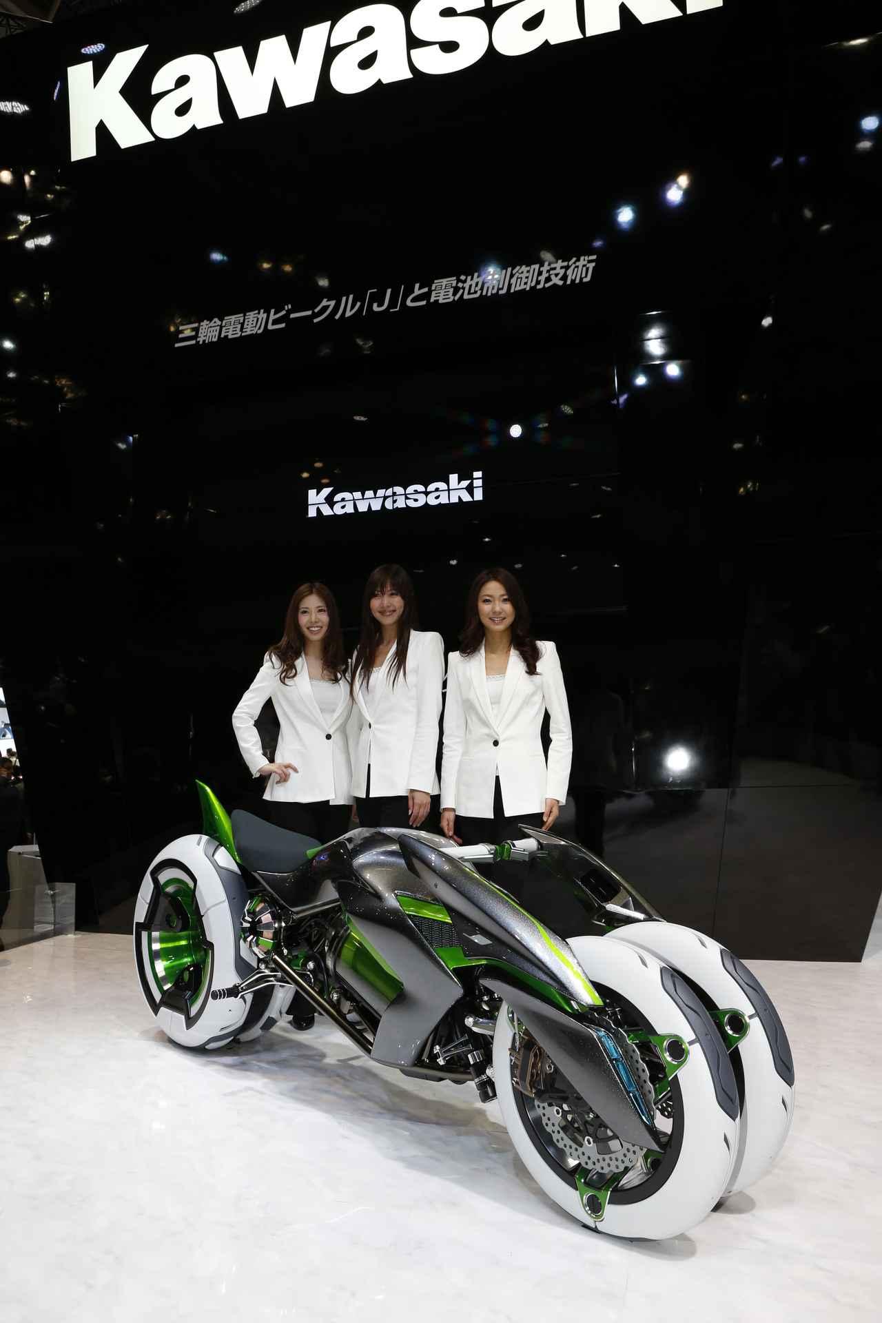 Images : 2番目の画像 - カワサキ「J」の写真をもっと見る! - webオートバイ