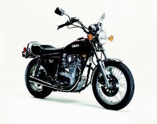 ヤマハ XS650スペシャル 1978 年 3月