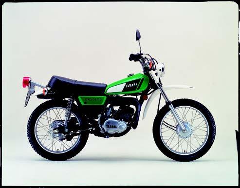 Images : ヤマハ DT90 1978 年 5月