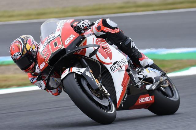画像1: <MotoGP>中上貴晶 初日15番手発進も… ~実は重傷を押しての日本GPでした