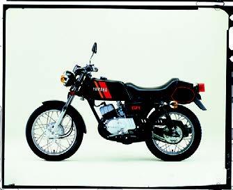 Images : ヤマハ GR50 1979 年2月