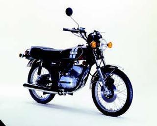 ヤマハ RD90 1979 年2月