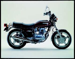 ホンダ ホークCB250T 1979 年7月