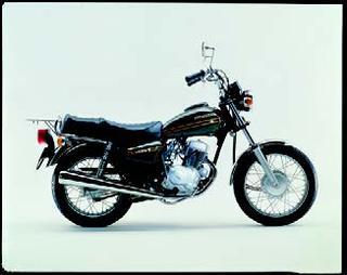 ホンダ CM125T 1979 年 5月