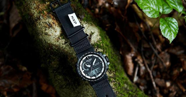 画像: 公式サイト PRW-60YBM【デジタルアナログ】 - プロトレック - 腕時計 - CASIO