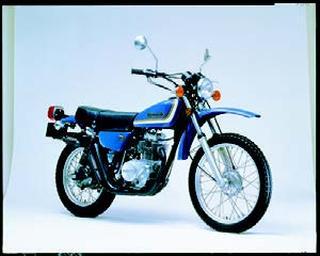 カワサキ KL250 1979 年 6月