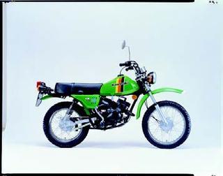 カワサキ KM90 1979 年2月