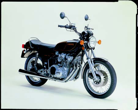 Images : ヤマハ GX750/スペシャル 1979 年 3月/11月