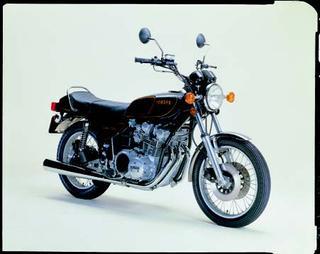 ヤマハ GX750/スペシャル 1979 年 3月/11月
