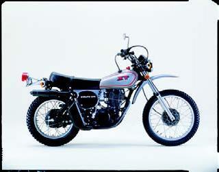 ヤマハ XT500 1979 年1月