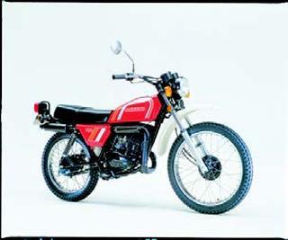 スズキ ハスラーTS125 1979 年 3月