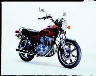 ヤマハ GX250SP 1979 年 3月