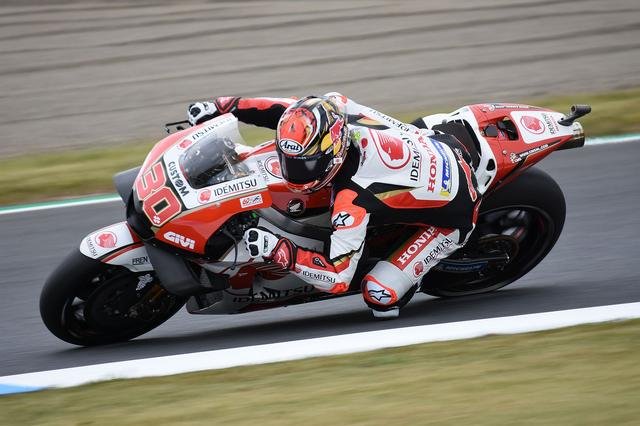 画像3: <MotoGP>中上貴晶 初日15番手発進も… ~実は重傷を押しての日本GPでした
