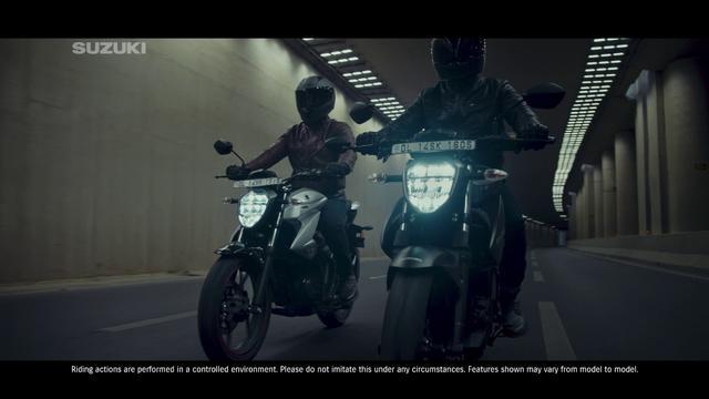 画像: Suzuki GIXXER 250 | TVC | 2019 www.youtube.com