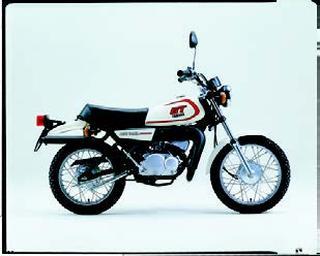 ヤマハ GT50 1979 年 3月