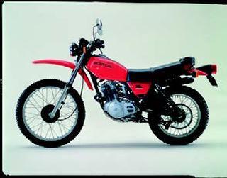 ホンダ XL250S 1979 年2月