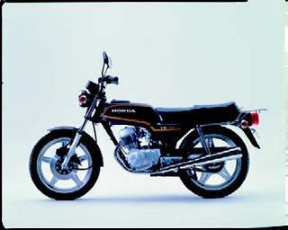 ホンダ CB125T 1979 年 5月
