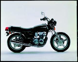 ホンダ CB650 1979 年1月
