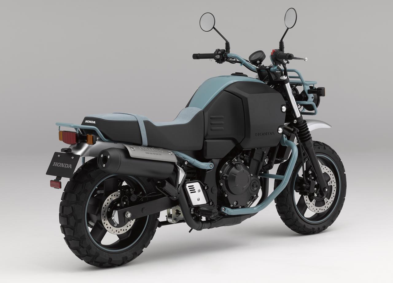 画像2: Honda BULLDOG(2015年)