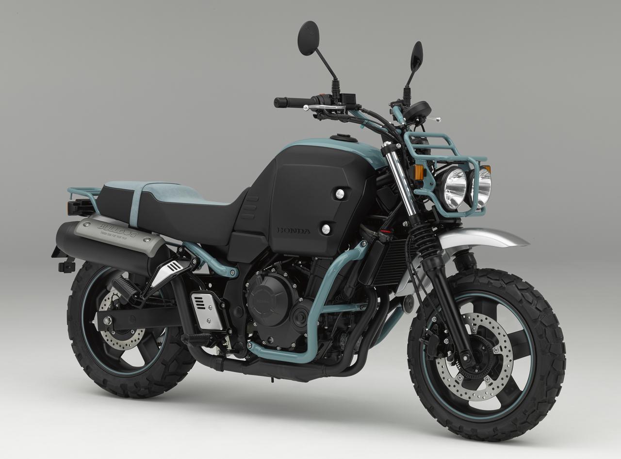 画像1: Honda BULLDOG(2015年)