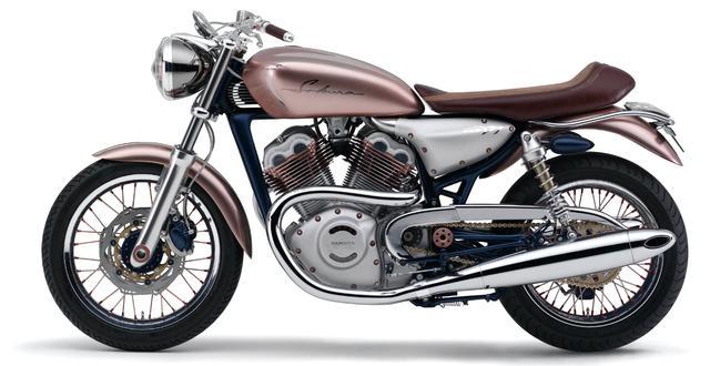 画像2: 令和の時代こそ、こんなオートバイが欲しい!