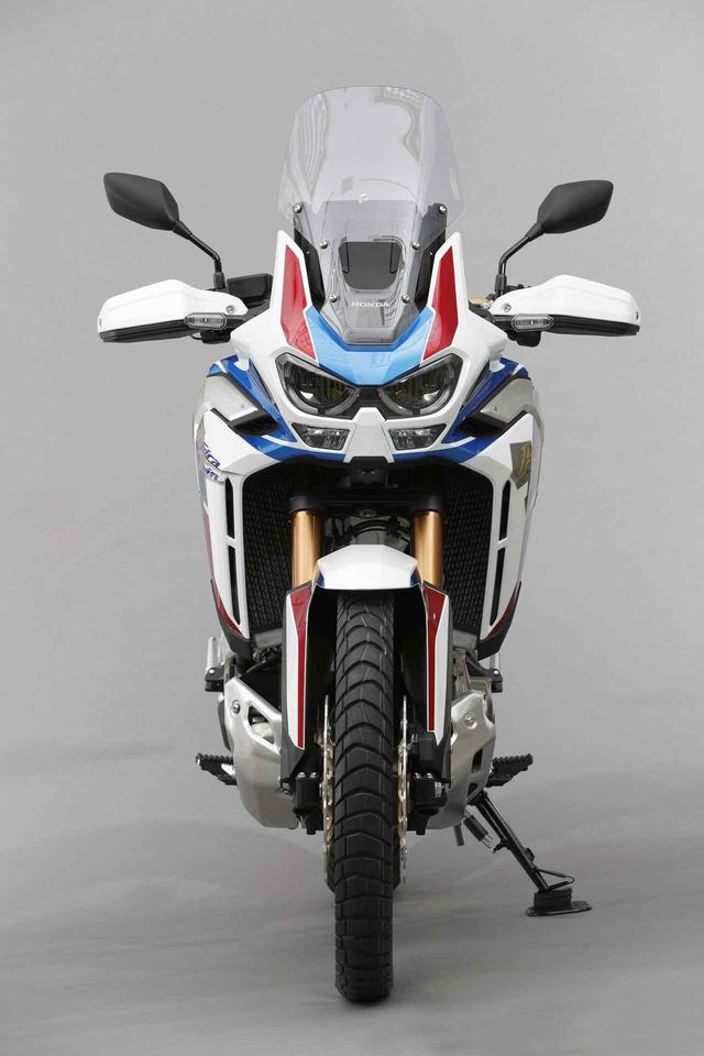 画像: 【東京モーターショー2019速報 Vol.1】Hondaブース出展車両「CRF1100Lアフリカツイン・アドベンチャースポーツES」をいち早くチェック! - webオートバイ